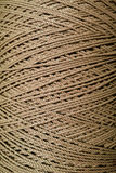 Close up brown rope texture. Royalty Free Stock Photos