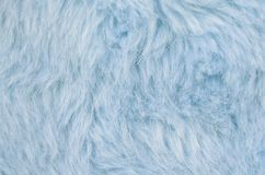 Textured synthetical fur background. Close up of brown synthetical fur textured background Stock Images