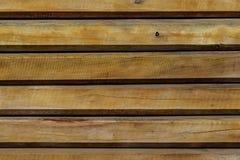Close-up bruine houten textuur Stock Fotografie