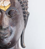 Buddha portrait Stock Photography