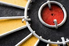 Close up bullseye target goal Royalty Free Stock Photography