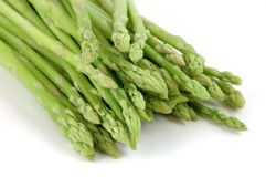 Close up of a bunch of asparagus Royalty Free Stock Image