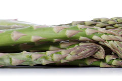 Close up of bunch of asparagus Stock Photography
