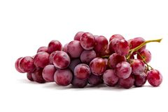 Close up of bunch of grape Royalty Free Stock Photos