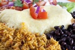 Close Up Burrito Stock Photos