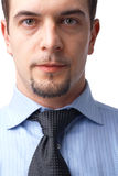 Close-up Of a Businessman. Royalty Free Stock Image