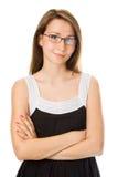Close-up businesswoman stock photos