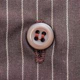Close up a button Royalty Free Stock Photos