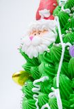 Close-up of cake decorations Royalty Free Stock Image