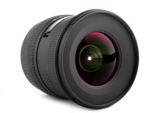 Close up of camera lens Royalty Free Stock Images