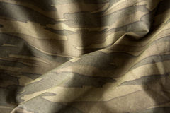 Close-up of camouflage waves Royalty Free Stock Images