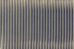 Close up car air conditioning condenser unit texture. Communication Equipment Radiator. Toned image. Close up car air conditioning condenser unit texture royalty free stock image