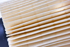 Close-up of Car Air Filter Stock Images