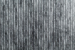 Close-up of car carbon cabin filter. Stock Photos