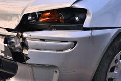 Damaged car Stock Photography