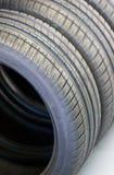 Close Up Car's Tires. Stock Photography
