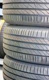 Close Up Car's Tires. Royalty Free Stock Photos