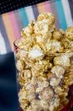 Close up caramel popcorn Royalty Free Stock Photos