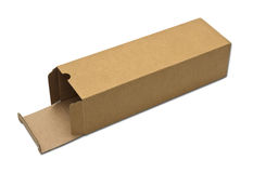 Close up of a card box stock photography