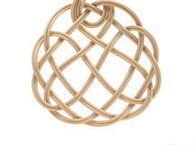 Close up of a carpet beater Stock Photos