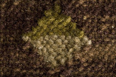 Close up of carpet structure Royalty Free Stock Photography