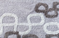 Close up of carpet texture Stock Image