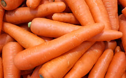 Close up on carrot Stock Photo
