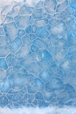 Close up of Carved Ice Stock Photo