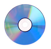 Close-up CD Fotografia de Stock Royalty Free