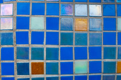 Close up of ceramic tile Royalty Free Stock Image