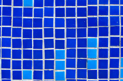 Close up of ceramic tile Stock Images