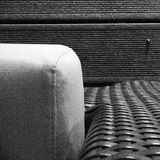 Close up of chair Stock Image