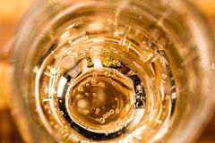 Close-up champagne Royalty Free Stock Photography