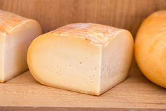 Close up of cheese Royalty Free Stock Photo