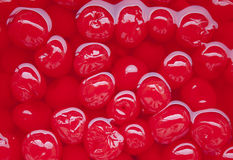 Close-up of  cherries. Stock Photography