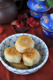 Close up Chinese Pastry Stock Photos