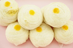 Close up chinese pastry Royalty Free Stock Image
