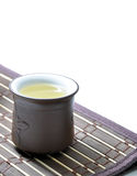 Close-up Chinese Tea Cup Stock Images