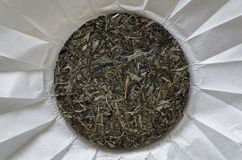 Pu`er tea Stock Image