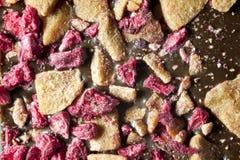 Close up of Chocolate Stock Image