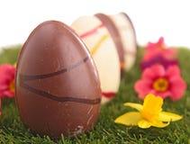 Easter chocolates Royalty Free Stock Photo
