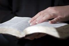 Women Study the Bible Stock Photo