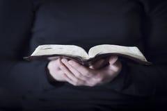 Women Reading the Bible Royalty Free Stock Photo