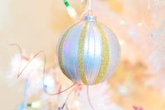 Close-up of Christmas Ball Stock Photos