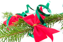Close-up of christmas decoration Royalty Free Stock Photos