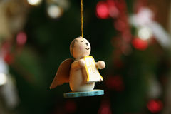 Close-up of a Christmas ornament Royalty Free Stock Photos