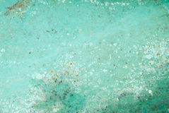 Close-up of chrysocolla provides a good background Royalty Free Stock Images