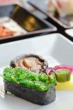 Chuka seaweed sushi Stock Photo