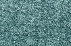 close-up ciano do teste padrão de toalha da cor fotos de stock royalty free
