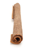 Close up of Cinnamon stick. Royalty Free Stock Photos
